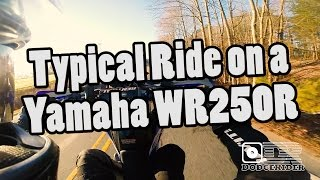 7. Typical Ride on a 2016 Yamaha WR250R