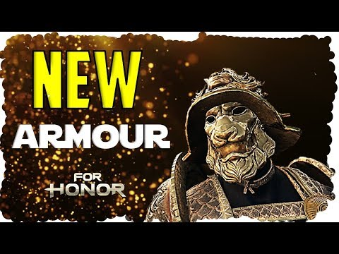 "NEW ARMOUR: ""Hippocampus"" & ""Fortuna Adiuvat"" Sets  - GLADIATOR Duels - For Honor"