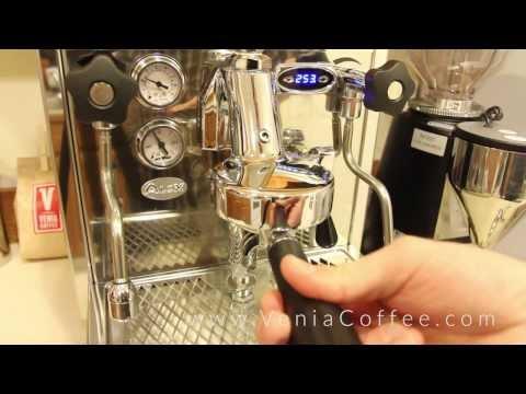 How To Backflush an Espresso Machine