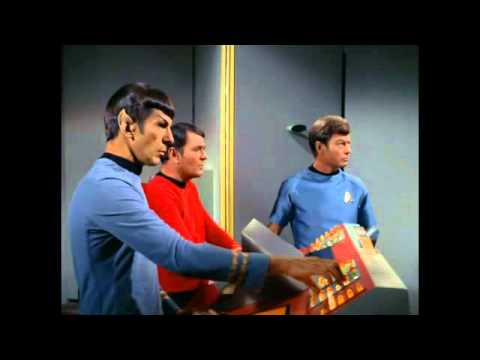 """Star Trek TOS: """"There was no deity involved...."""""""