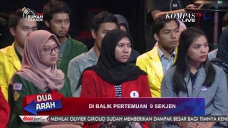 Video Di Balik Pertemuan 9 Sekjen - Dua Arah MP3, 3GP, MP4, WEBM, AVI, FLV Juli 2018