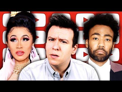 Cardi B Mac Miller Grammy Controversy, Childish Gambino, Balcony Becky, Crisis in Washington & More