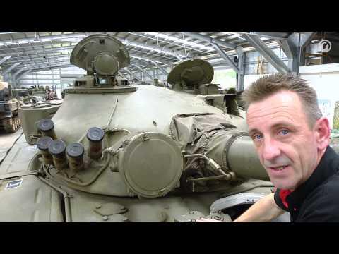 "Video. Documental de Wargaming Asia: ""Inside the T-72"""