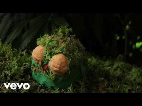 The forest comes to life and smokes weed in the stop-motion video for 'Times Square' by Destroyer