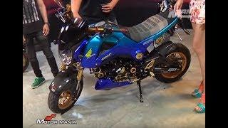 Motor Mania MSX Thailand
