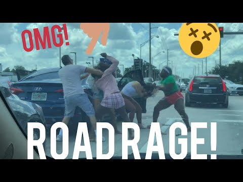 When Bikers fight back! l Angry People, Road Rage, mirror smash ... l Episode #1