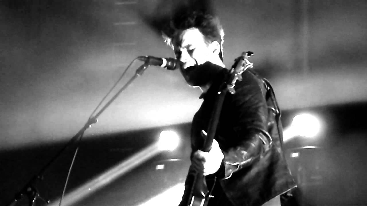 ASK iAN * Black Rebel Motorcycle Club – Spread Your Love live @ Staples Center, LA – August 7, 2014