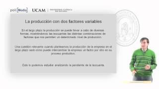 Microeconomía II - La Tecnología De Producción (6) - Alfonso Rosa García