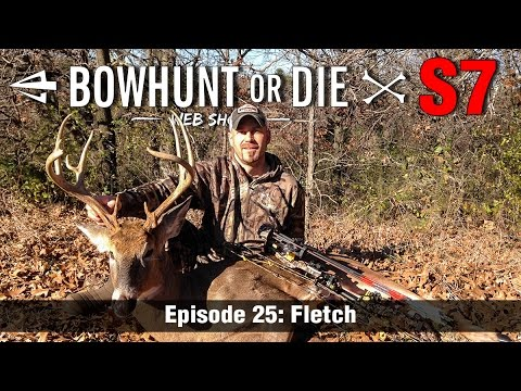 Bowhunting A Great Central Wisconsin Buck | Bowhunt Or Die S7e25