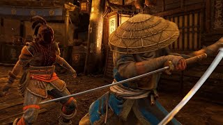 For Honor: Every Aramusha Execution and Emote