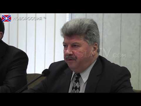 Заседание ЦУВ по распределению 12-го гуманитарного конвоя