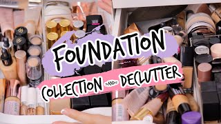 FOUNDATION COLLECTION + DECLUTTER by Danna Ann