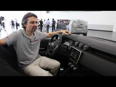 Aperçu d'une vidéo de l'article Dacia Duster 2017 : nos premières impressions à bord du Duster 2