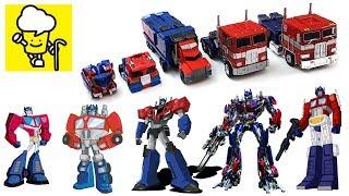Video Different Optimus Prime Transformer robot truck toys ランスフォーマー 變形金剛 robots in disguise MP3, 3GP, MP4, WEBM, AVI, FLV Desember 2018