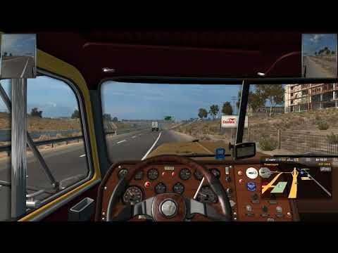 Openpipe sound Scania RJL & Autocar DC64 v1.0