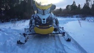 4. 2016 Ski-Doo MXZ Blizzard