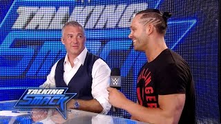 Nonton Tye Dillinger gets to experience the crowd reaction to his debut: WWE Talking Smack, Apr. 5, 2017 Film Subtitle Indonesia Streaming Movie Download