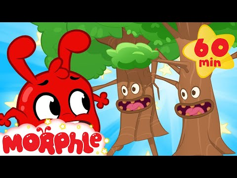 The Trees are Alive! - Morphle and Animi | Cartoons for Kids | Mila and Morphle TV
