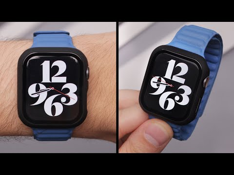 Apple Watch Series 6 Sizing, Bands, Case, & Overview!