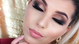 Video Maquiagem Bronze com Delineado Esfumado (Pálpebras Gordinhas) MP3, 3GP, MP4, WEBM, AVI, FLV September 2018