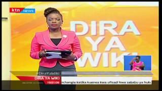 Dira ya Wiki: Mwenyekiti na Naibu wa Jopo la IEBC watajwa, 21/10/16