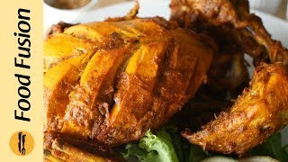Lahori Chargha Recipe By Food Fusion