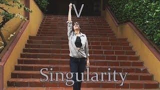 Intro: Singularity - V [FULL DANCE COVER BY ALICGB]