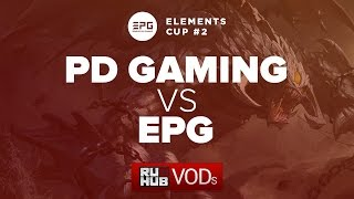 ProDota vs EPG, game 3
