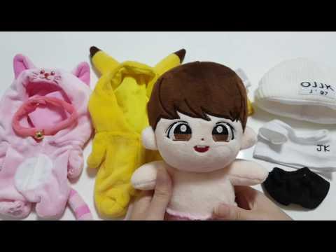 [UNBOXING] Jungkook Kooknyange Doll