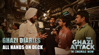 The Ghazi Attack   All Hands On Deck   Ghazi Diaries