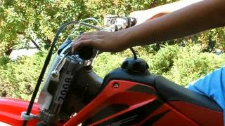 6. 2004 Honda CRF230F review