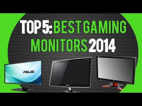 TOP 5: Best Budget 1080p Gaming Monitors for 2014