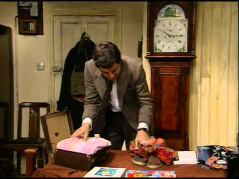 The best Bits of Mr Bean