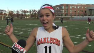Marlborough Field Hockey Wins Central Mass Championship