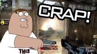 PETER GRIFFIN PLAYS BLACK OPS 2 - Part 2