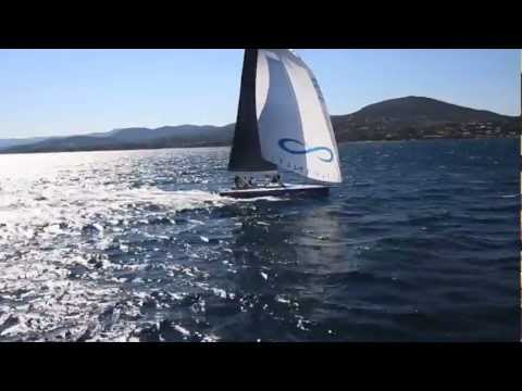 INFINITI YACHTS with Dynamic Stability System