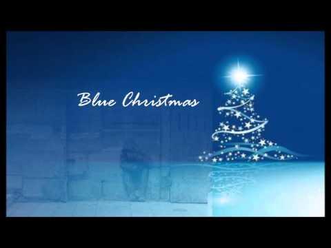 Tekst piosenki Face to Face - Blue Christmas po polsku