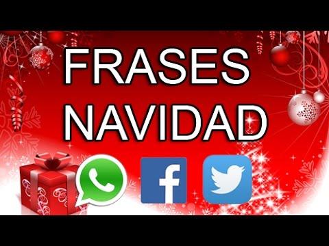 Frases para Facebook - Frases de navidad para Whatsapp - Facebook - Twitter - Frases para felicitar navidad y año nuevo #24