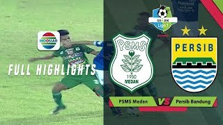 Video PSMS Medan (0) vs (3) Persib Bandung - Full Highlight | Go-Jek Liga 1 Bersama Bukalapak MP3, 3GP, MP4, WEBM, AVI, FLV Juli 2018
