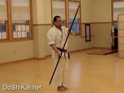 Shuushi-no-Kon Sho - Bo Kata