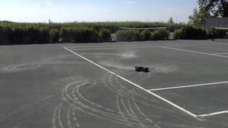 S-track RC Truggy