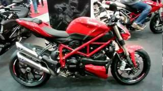 6. Ducati Streetfighter 848 132 Hp 2012 * see also Playlist
