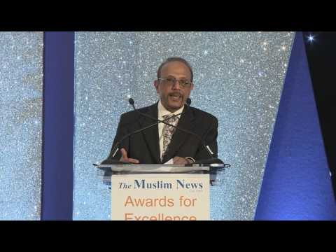 Speech by Ahmed J Versi, Editor of The Muslim News at The Fifteenth The Muslim News Awards for Excellence 2017