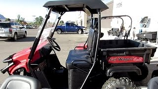 5. TRAIL WAGON TW400 UTV ~ NEW