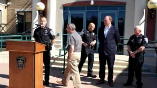 City of Fishers Announces Crime Watch app