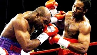 Lennox Lewis Vs Evander Holyfield I&II (Highlights)