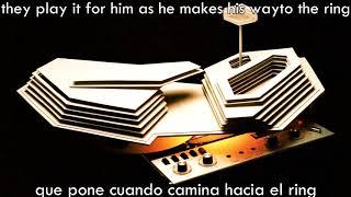 Arctic Monkeys - Golden Trunks (Lyrics - Sub. Español)