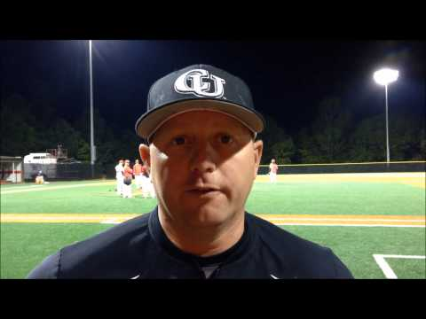 Baseball at Gardner-Webb (5/1/15)