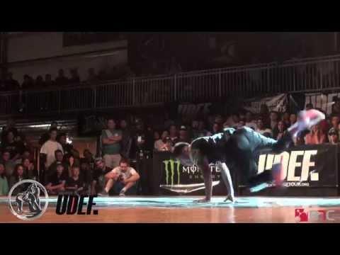 Ronnie Ruen Vs Issei  | B-Boy Top 16 | Day 2 | Silverback Open Champion | Pro Breaking Tour | BNC