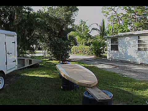 build your own stand up paddleboard season 3 weekend 14 & 15.wmv